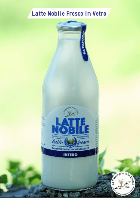 latte nobile scheda prodotto