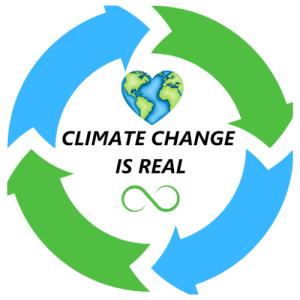 climatechangeisreal logo